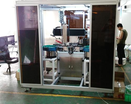 全自动装盒机的工作步骤分析原理