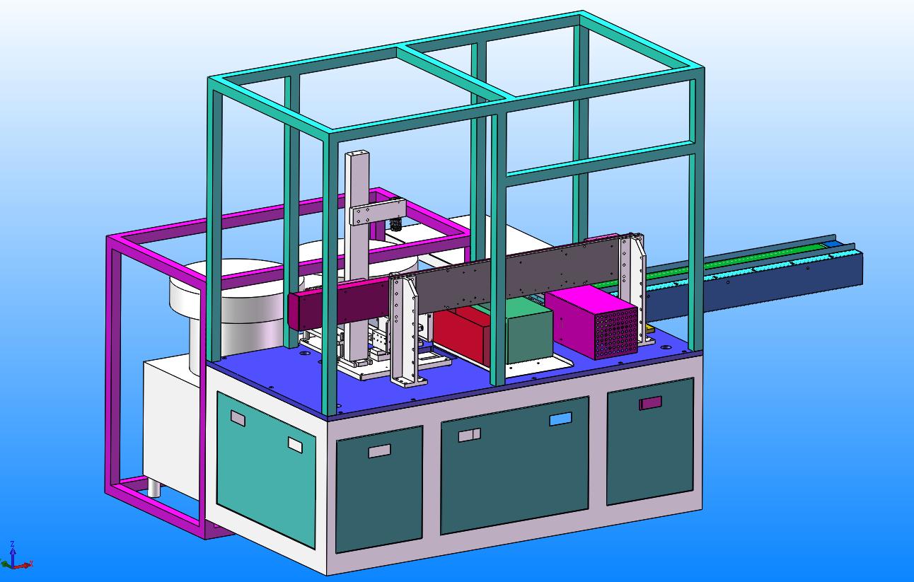 高速自动装盒机常见故障原因及处理方法